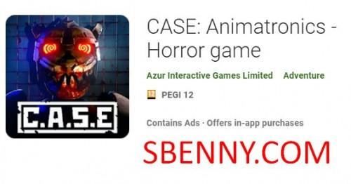 CASE: Animatronics - Horrorspiel + MOD