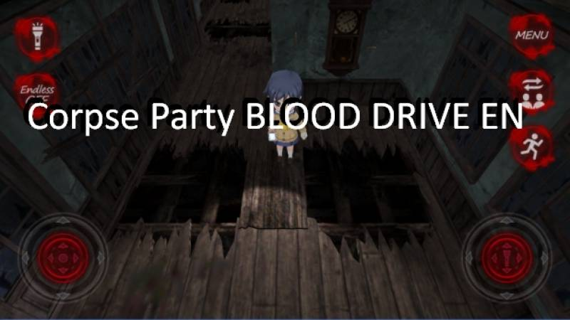 Corpse Party Blood Drive IT