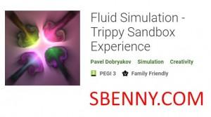 Fluid Simulation - Trippy Sandbox Experience