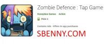 Zombie Defense: Tektek Game + MOD