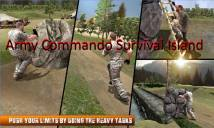 Army Commando Survival Island + MOD