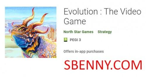 Evolution: Le jeu vidéo + MOD