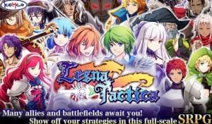 SRPG Legna Tactica + MOD