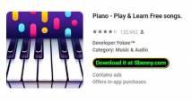 Pianoforte - Play & amp; Imparare le canzoni libere. + MOD