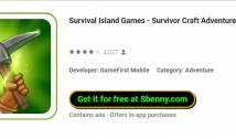 Survival Island Spiele - Survivor Craft Abenteuer + MOD