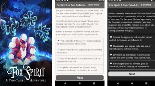 Fox Spirit: Ein zweiseitiges Abenteuer + MOD