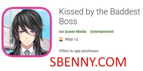 Поцеловал самый плохой босс + MOD
