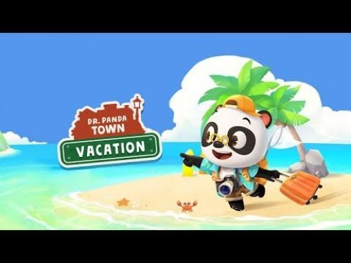 Dr. Panda Town: Vacaciones + MOD
