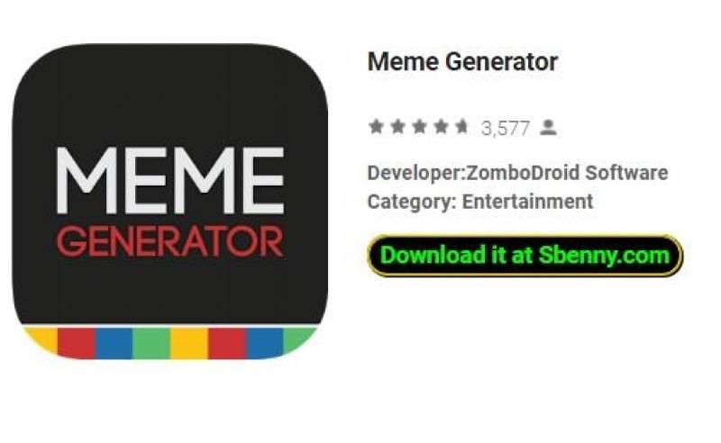 Generador de memes + MOD