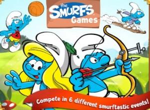 Les jeux de Schtroumpf + MOD