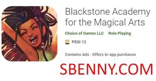 Blackstone Academy for the Magical Arts + MOD