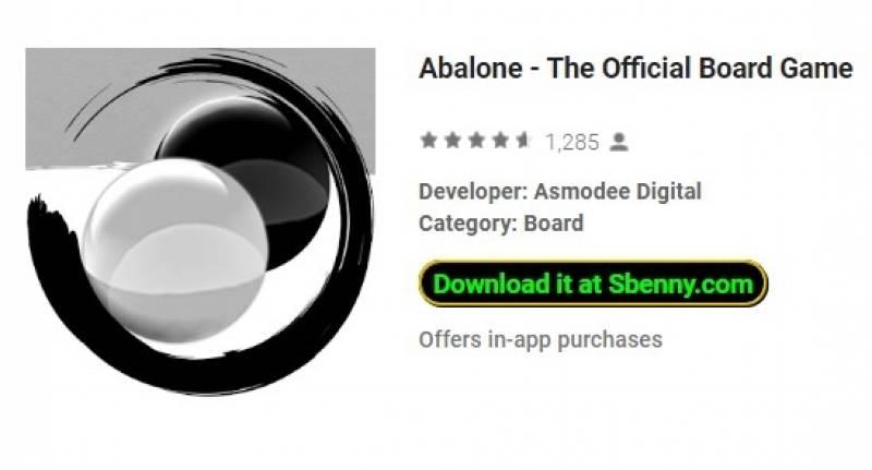 Abalone - Il-Bord Uffiċjali tal-Logħob