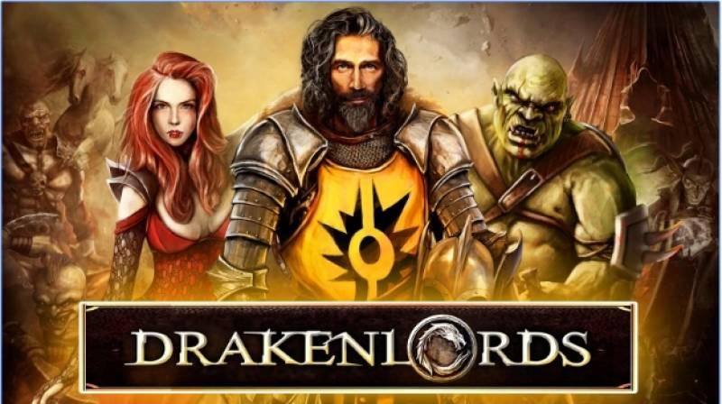 Drakenlords: CCG-Karte Duels + MOD