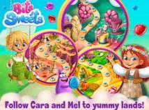 Süßigkeiten: Kombiniere 3 Puzzle + MOD