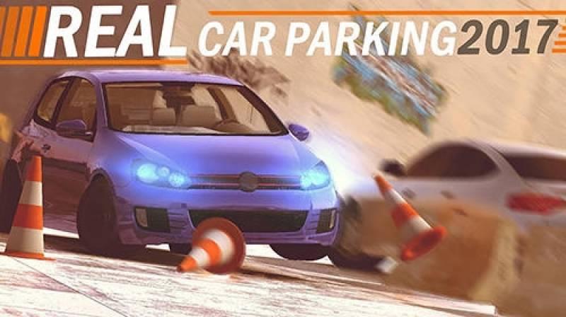 Parking tal-karozzi reali: Triq tas-sewqan 3D + MOD