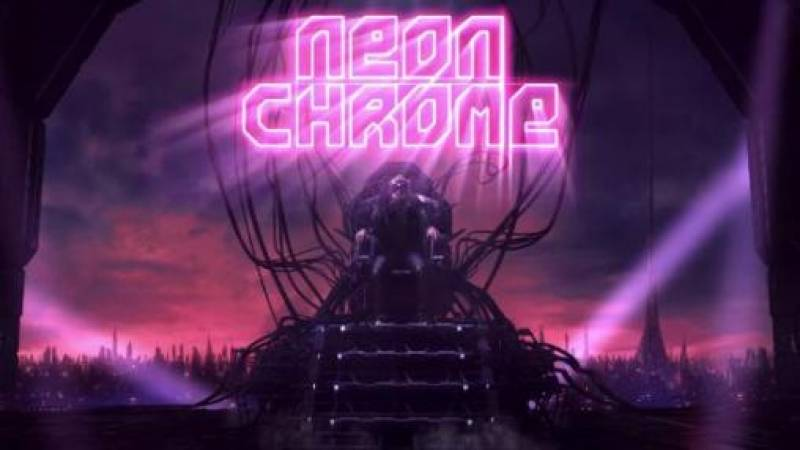 neón Chrome