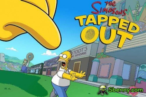 Les Simpsons: taraudés Out + MOD