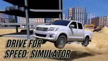 Conduire pour la vitesse: simulateur + MOD