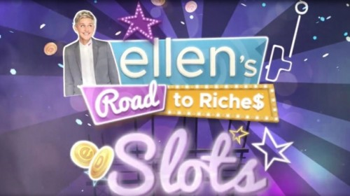 Ellen's Road to Riches Spielautomaten + MOD