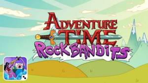 Rock-Bandits - Adventure Time