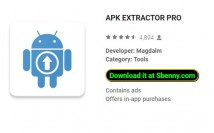 APK EXTRACTOR PRO + MOD