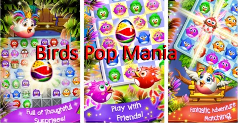 Aves Pop Mania + MOD