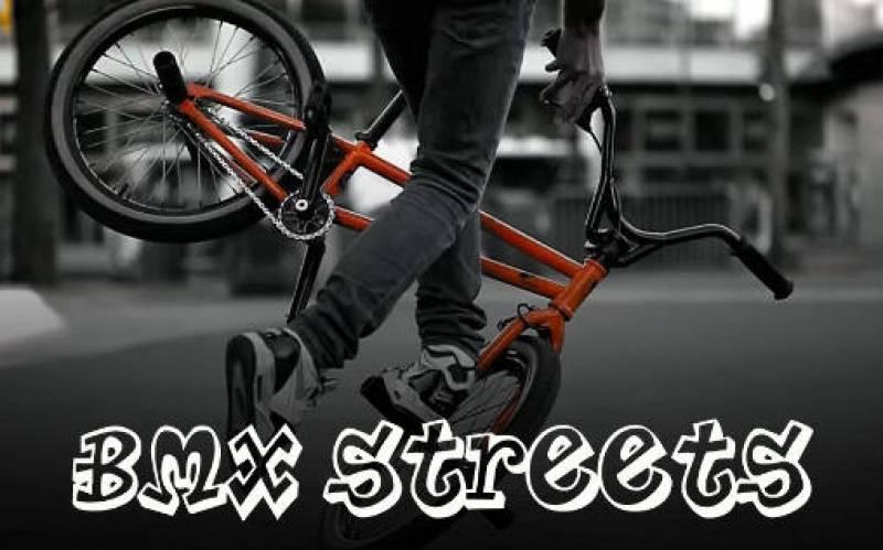 Ruas BMX: Móvel + MOD