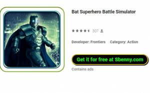 Bat Superhero Battle Simulator + MOD