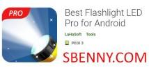 Лучший фонарик LED Pro для Android