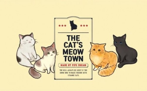 The cat's meow town + MOD
