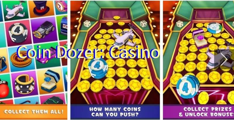 Coin Dozer: Casino + MOD