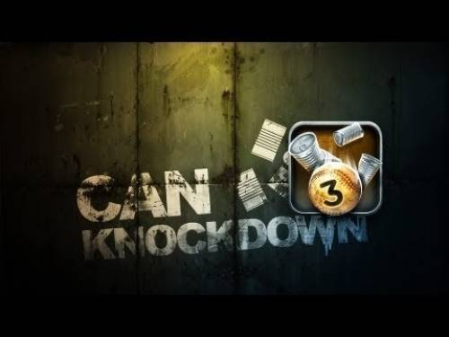 Can Knockdown 3 + MOD