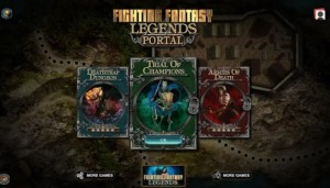 Portale Leggenda di Fighting Fantasy