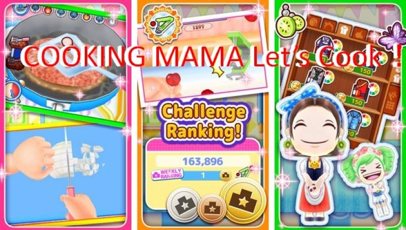 COOKING MAMA Let's Cook!+ MOD