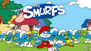 Smurfs and the four seasons + MOD