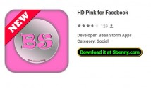 HD Pink for Facebook