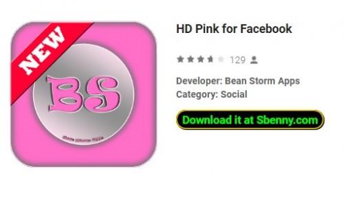 HD Pink para Facebook