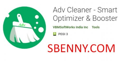 Adv Cleaner - Smart Optimizer & amp; Booster