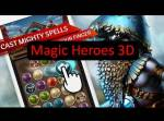 Magic Heroes 3D: PvP RPG game. Warriors & dragons! + MOD