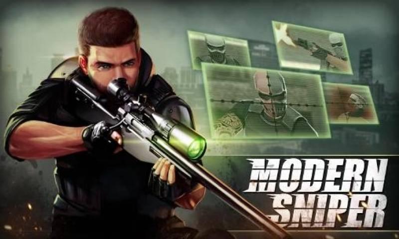 Moderna sniper + MOD