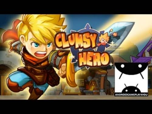 Clumsy Hero + MOD