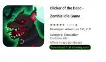 Clicker der Toten - Zombie Idle Game + MOD