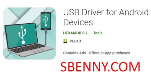 USB Driver for Android Devices + MOD