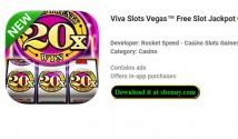 Viva Slots Vegas ™ Jeux de casino gratuits Slot Jackpot + MOD