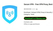 VPN segura: Proxy VPN gratuito, Best & amp; Fast Shield + MOD