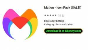 Mation - Icon Pack (ПРОДАЕТСЯ!)