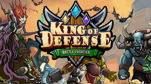 König der Verteidigung: Battle Frontier + MOD