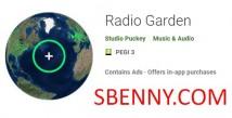 Radio Garden + MOD