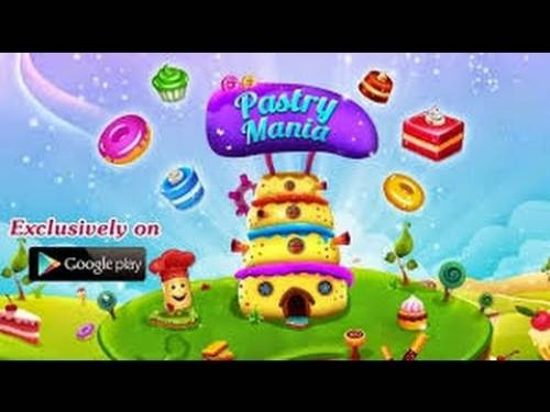 PASTRY MANIA + MOD