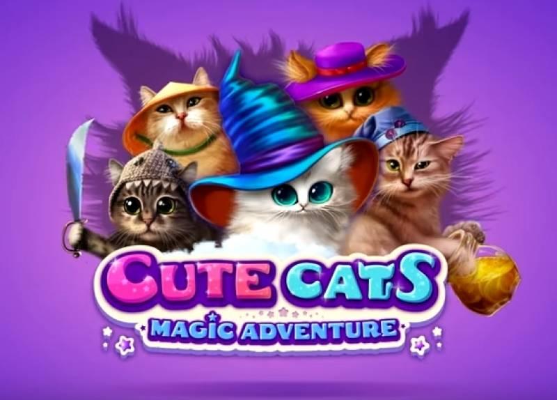 Cute Cats: Magic Adventure + MOD